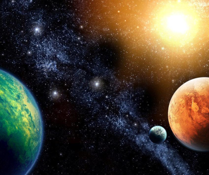 Flujo oscuro: ¿Evidencia de otro universo? - NeoTeo