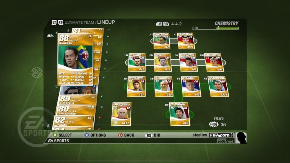 FIFA 09: Ultimate Team - NeoTeo
