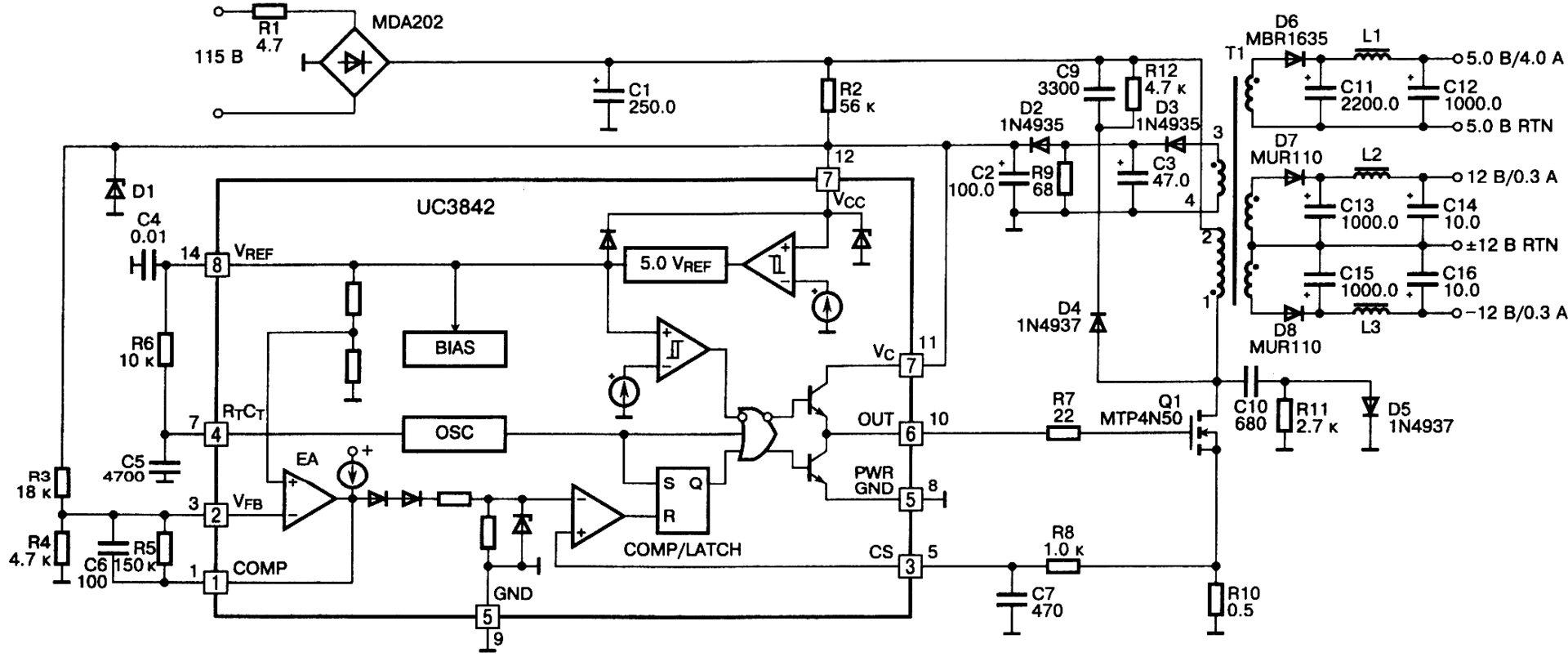 Circuito Optoacoplador : Cómo reparar la fuente de tu monitor neoteo
