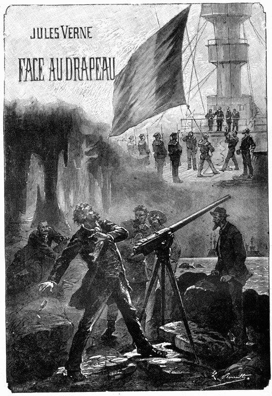 Ante la bandera (1896)