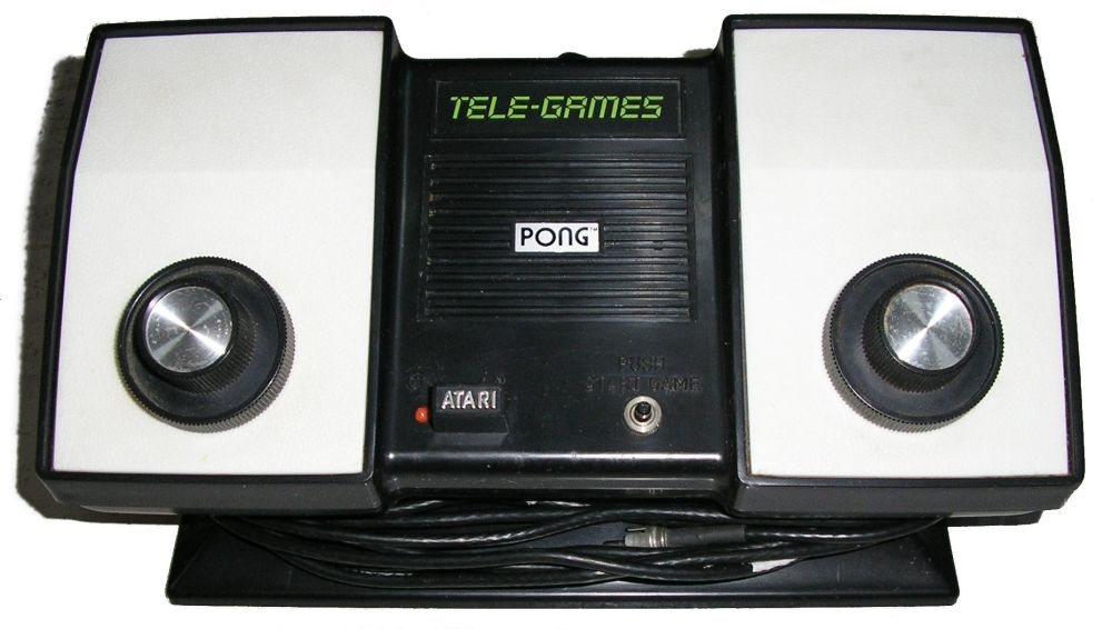 Historia de Atari