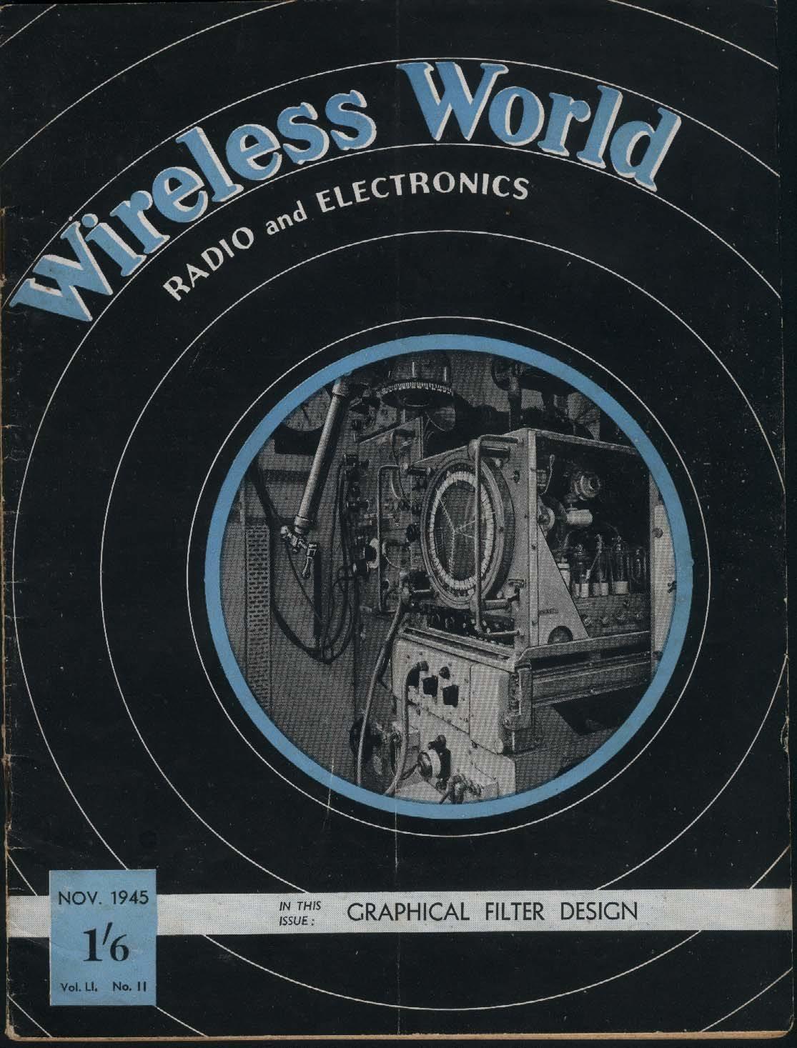 """""""Wireless World"""""""