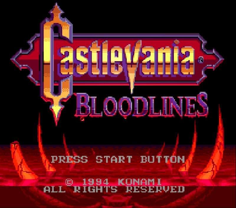 Castlevania – Bloodlines