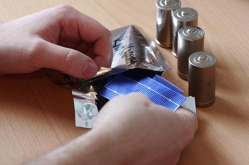 Células solares flexibles, el secreto de su éxito.