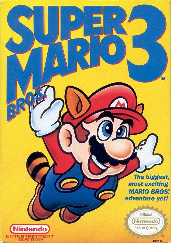 Super Mario 3 - NES