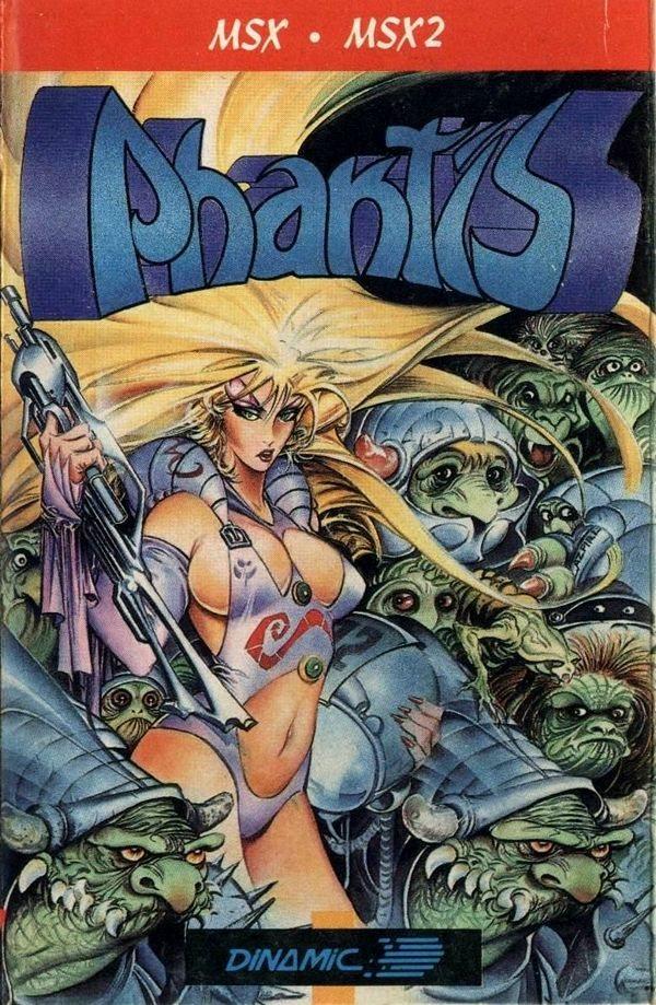 Phantis - MSX
