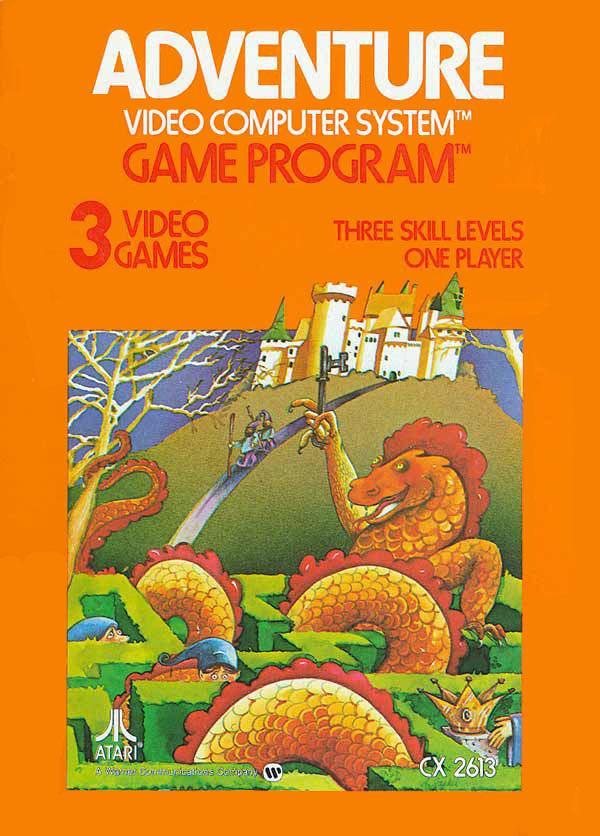 Adventure - Atari 2600