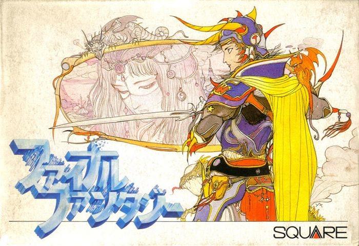 Final Fantasy - Japón