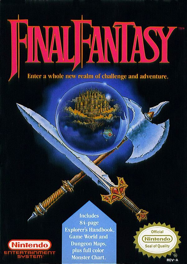 Final Fantasy - USA