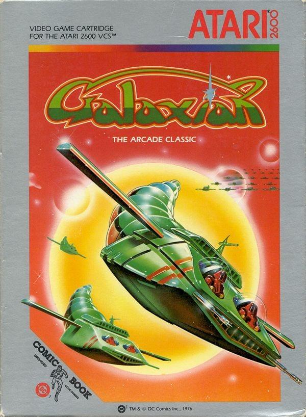 Galaxian - Atari 2600