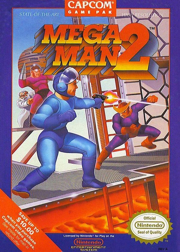 Mega Man 2 - Francia