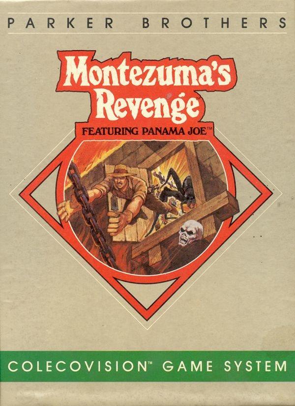 Montezuma's Revenge - ColecoVision