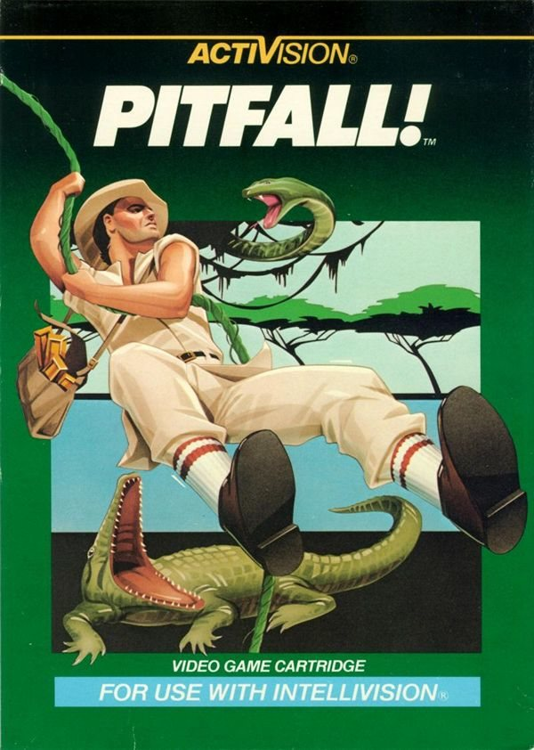 Pitfall - Intellivision