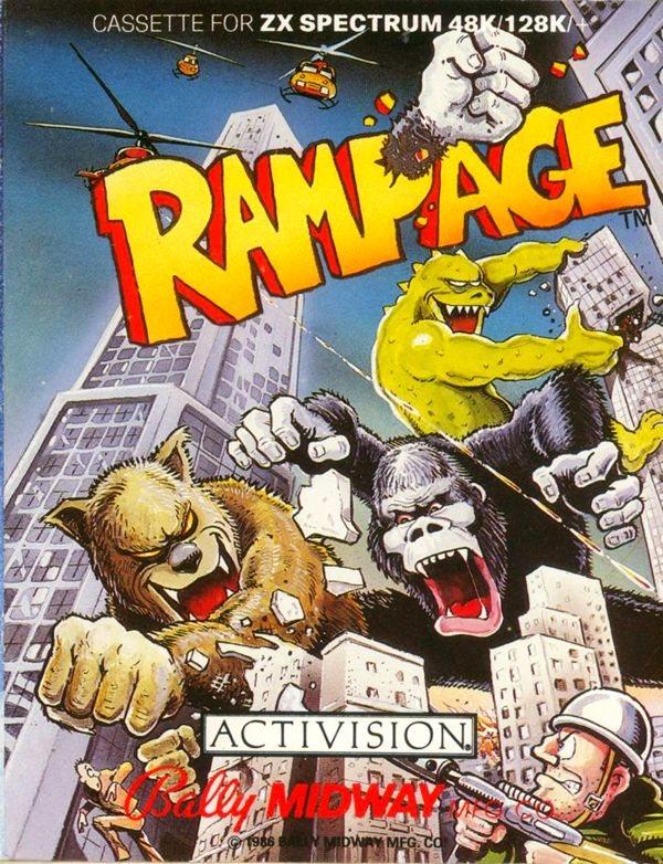 Rampage - ZX Spectrum