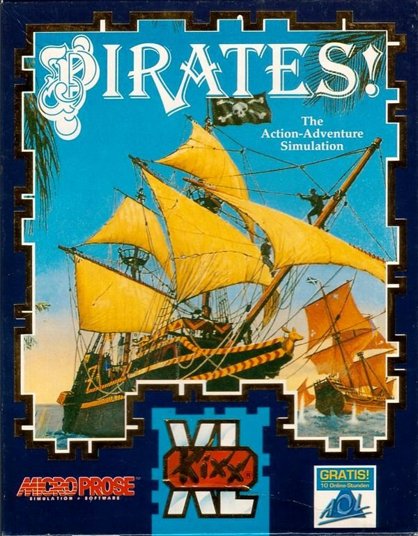 Pirates! - DOS