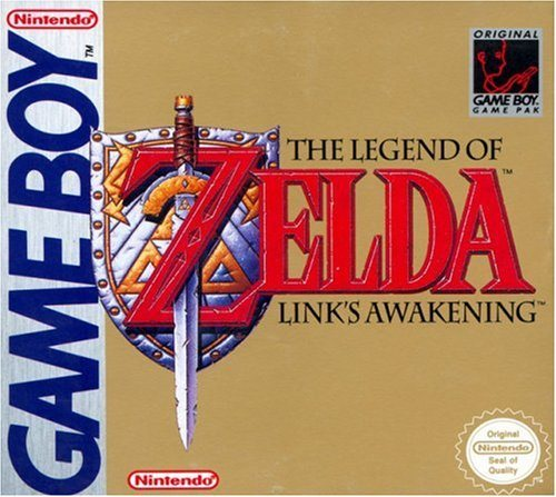 Legend of Zelda Game Boy.