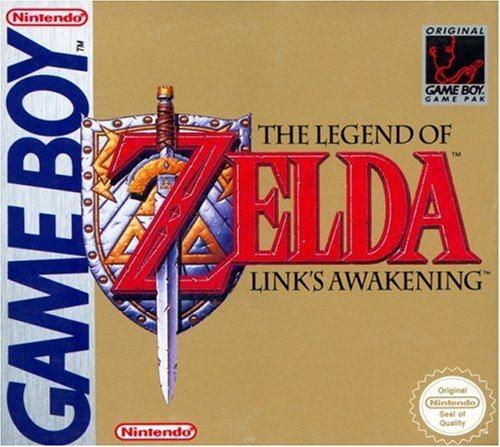 Legend of Zelda Game Boy.
