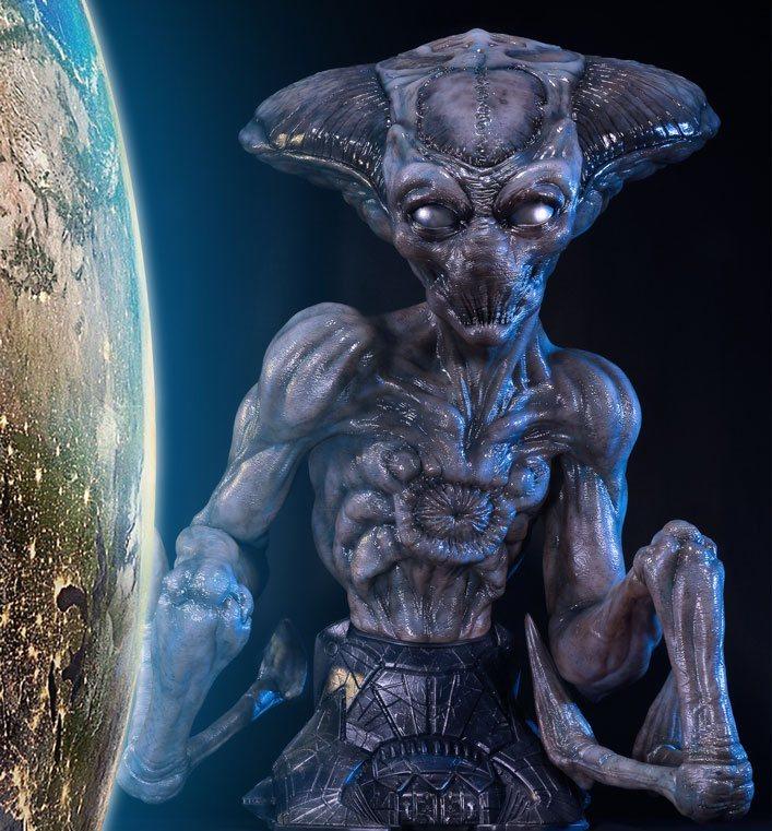 villanos alien