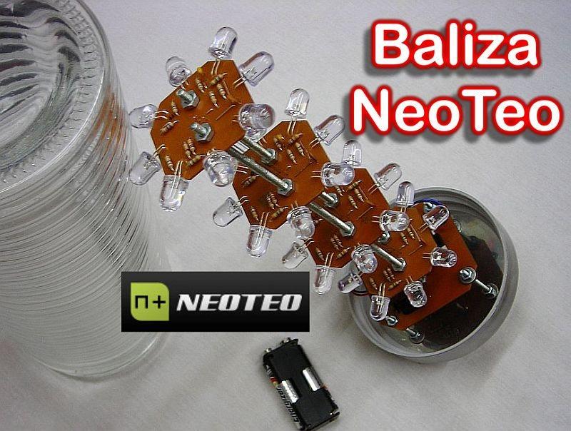 Baliza NeoTeo (DIY)
