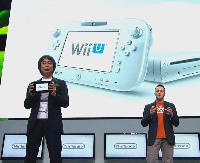 Conferencia de Nintendo en la E3 2012