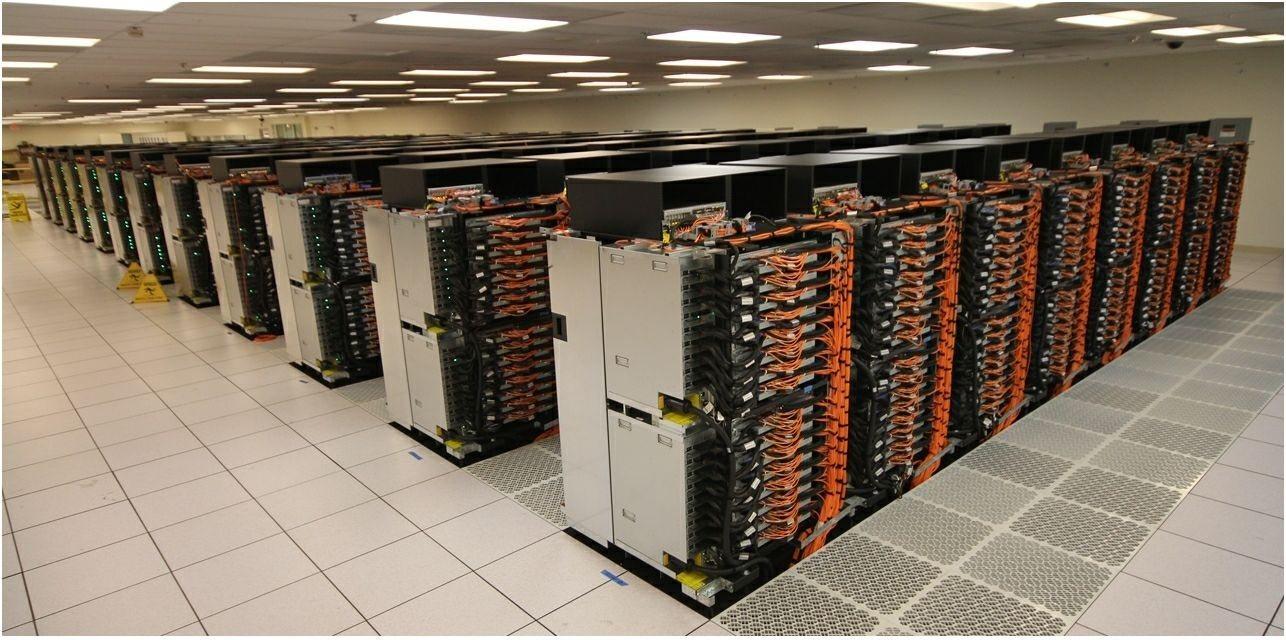 IBM Sequoia: El más rápido del planeta