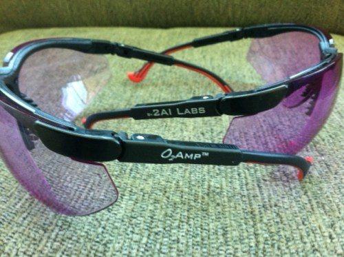 O2Amps: Gafas para ver las emociones y la salud de las personas