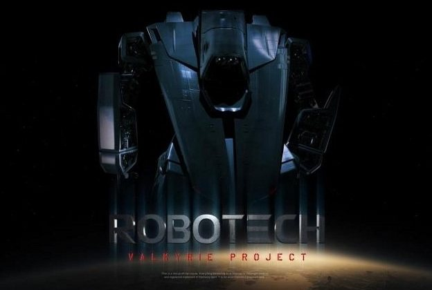 Robotech: Valkyrie Project, un fanfilm de Robotech (Teaser)