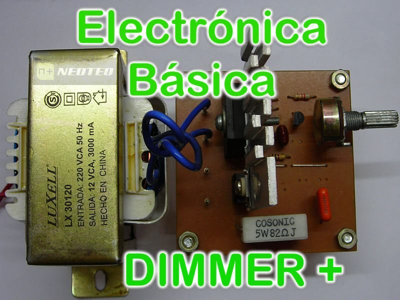 Electr 243 Nica B 225 Sica Dimmer Neoteo