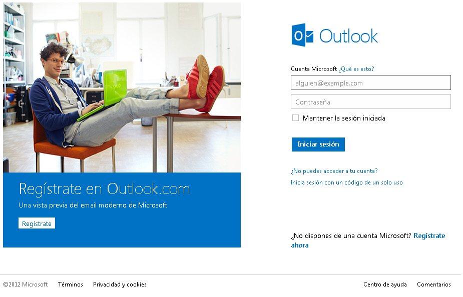 Outlook.com: La superación de Hotmail