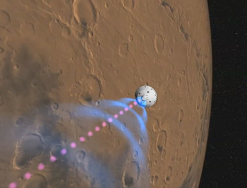 MSL Curiosity llega a Marte, síguelo en directo, por NeoTeo