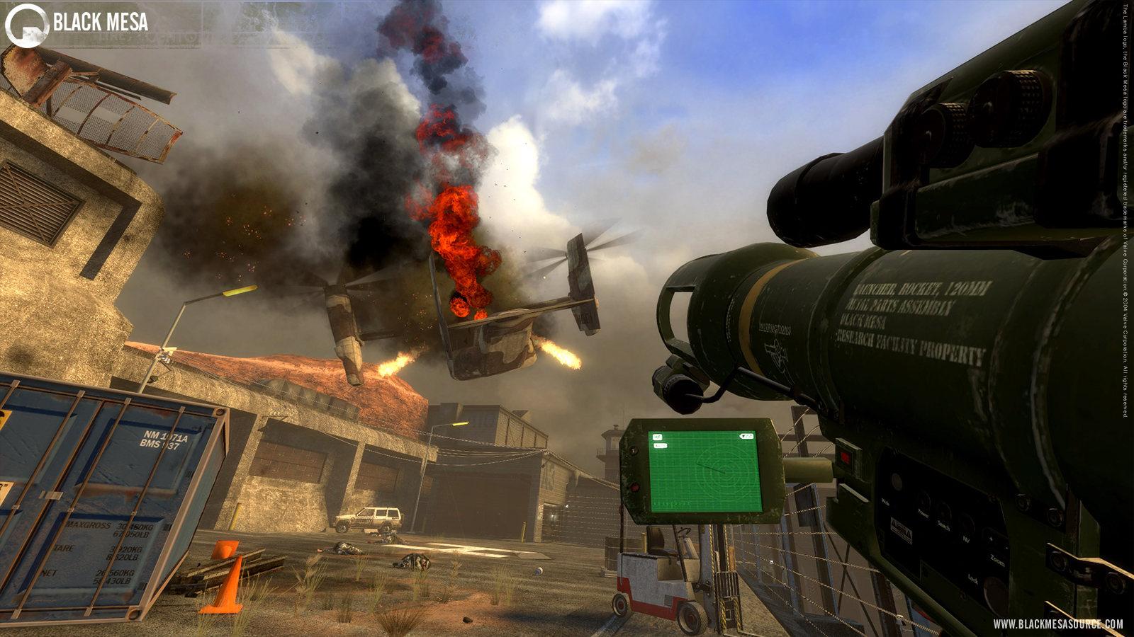Black Mesa: Source – Half-Life puesto a punto (video)