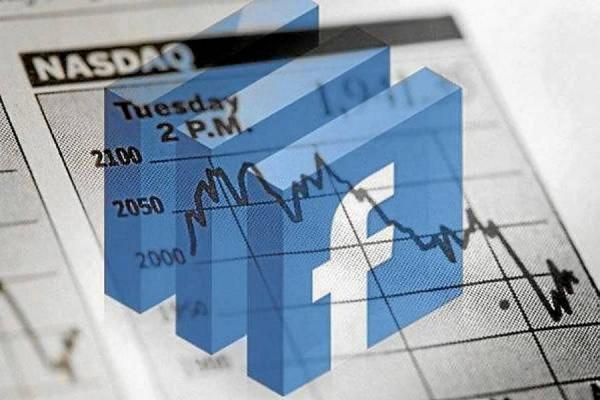 Las bajas y altas de Facebook en la bolsa