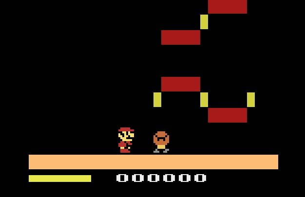 Super Mario Bros. para Atari 2600