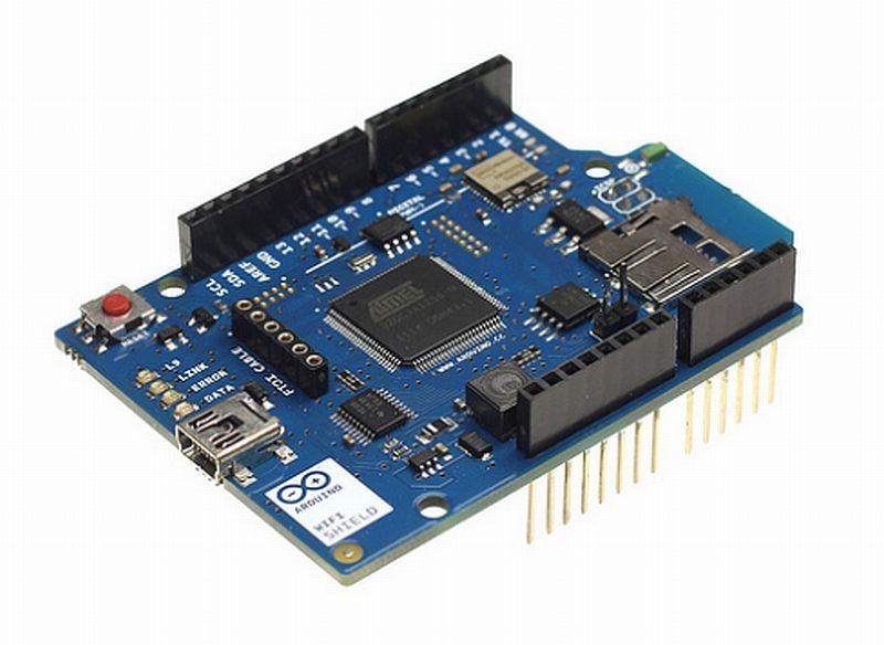 Escudo WiFi para Arduino (The Arduino Wifi Shield)