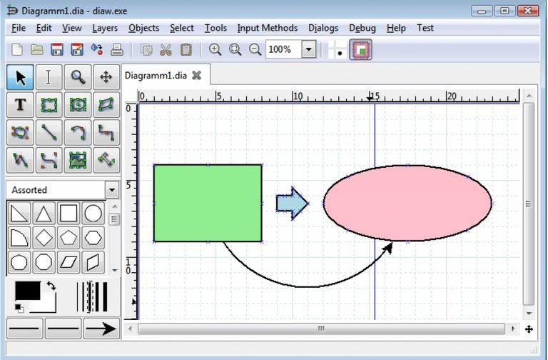 Diseño de diagramas de flujo y cuadros sinópticos