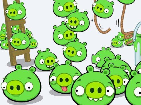 Bad Piggies: Los cerdos de Angry Birds van a tener su juego