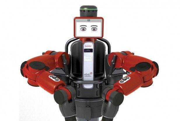 Baxter, el robot humanoide que aprende de su dueño