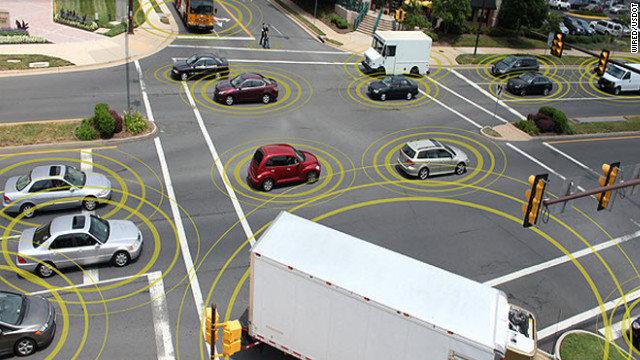 Para 2040 el 75% de los coches serán autónomos