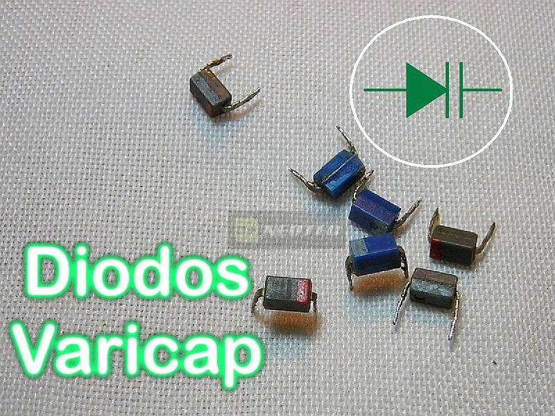 Electrónica Básica: Diodos Varicap
