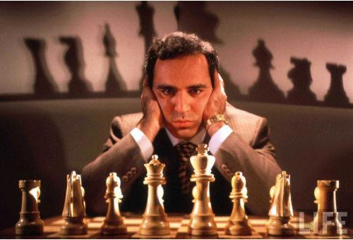 Deep Blue venció a Kasparov gracias a un bug del software