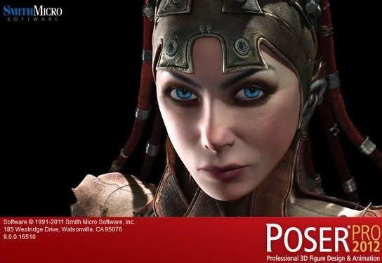 Poser Pro: Descargar e instalar figuras gratuitas a la