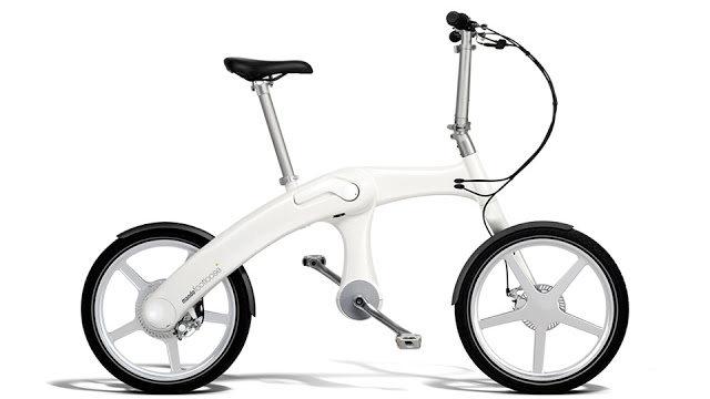 FootLoose: La primer bicicleta eléctrica, plegable y sin cadenas