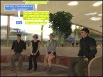 Home: Sony presenta su universo 3D