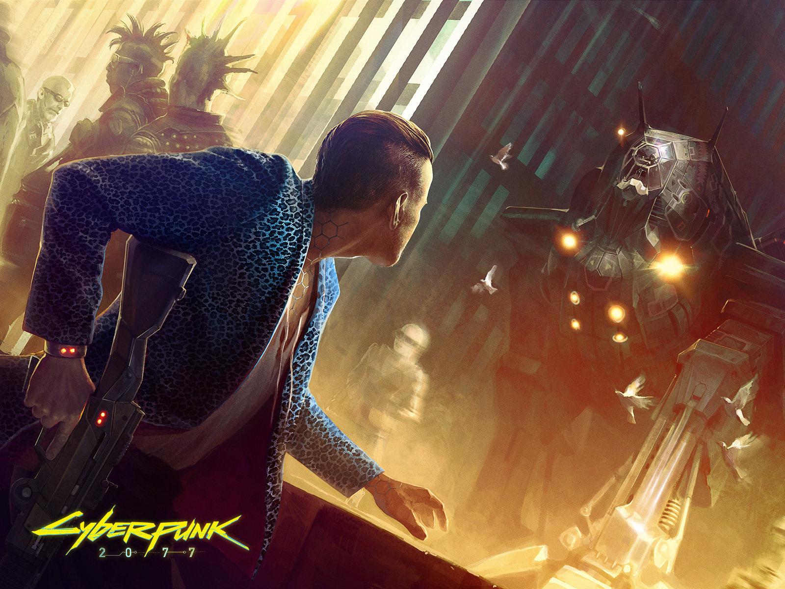 Cyberpunk 2077: El primer juego de rol para PS4 y Xbox 720