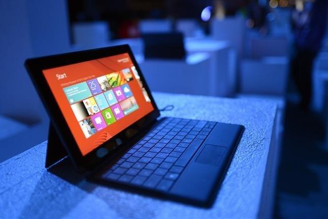 Windows 8 y Surface inician su asalto