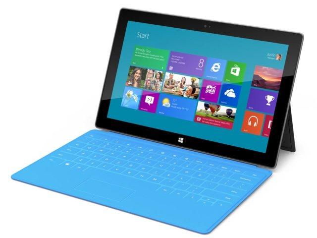 Microsoft Surface RT: Cuando 32 GB son en realidad 16