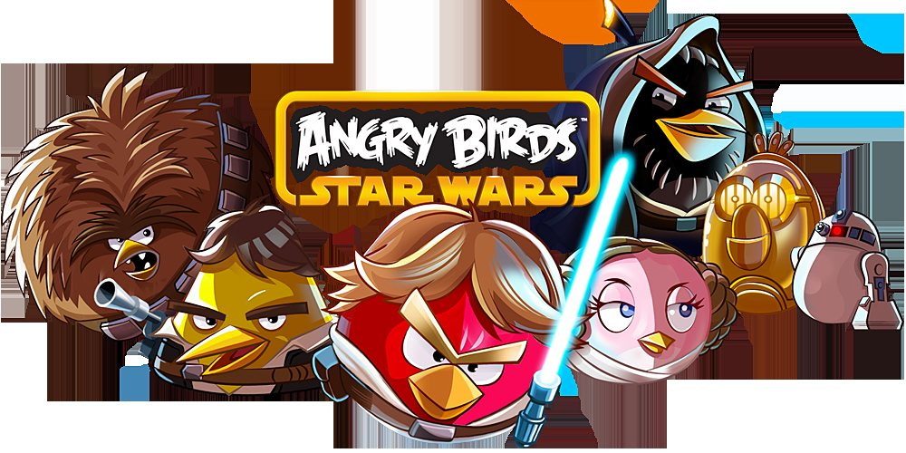 Angry Birds Star Wars (Nuevo trailer)