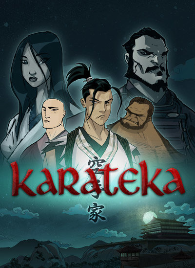 El regreso de Karateka (Trailer)