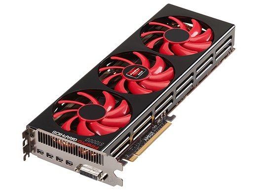 AMD anuncia a su tarjeta gráfica FirePro S10000