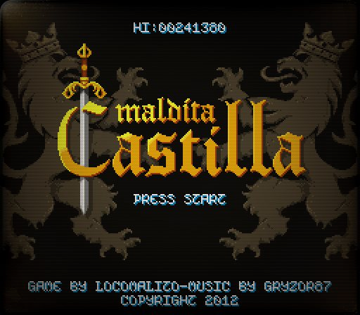 Maldita Castilla (Trailer)
